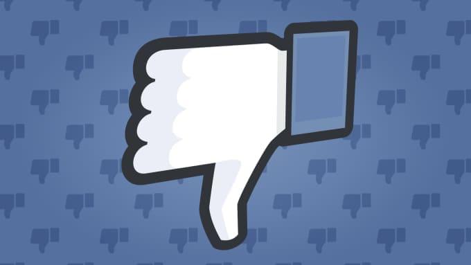Facebook Down: sito irraggiungibile oggi, 8 aprile 2021