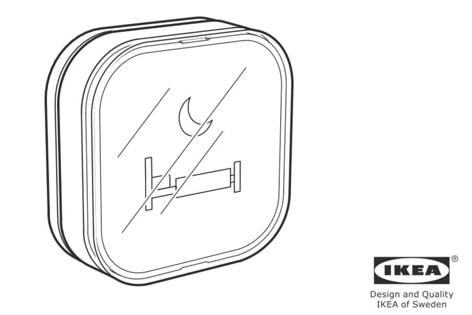 """In arrivo pulsanti smart di IKEA: basta un tocco per avviare una """"scena"""""""