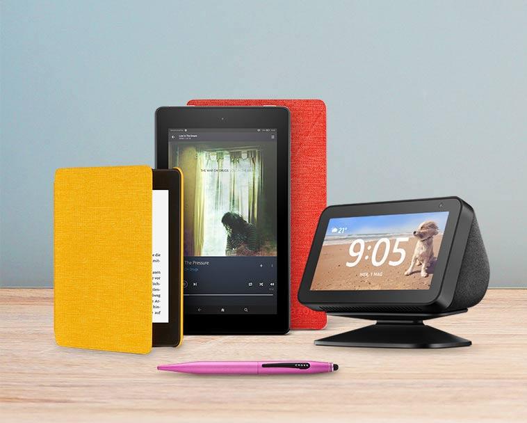 Kindle, Echo e Echo Show in super sconto: tornano le migliori offerte per dispositivi Amazon - image  on https://www.zxbyte.com