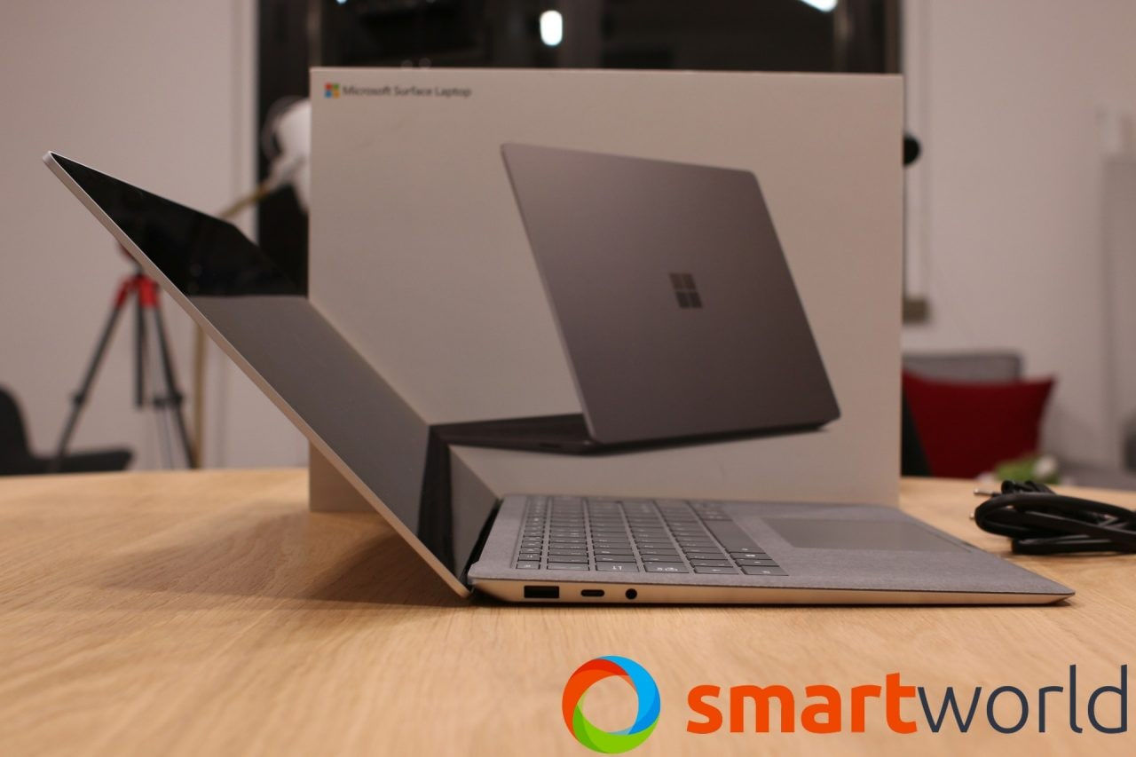 Surface Laptop Test 3 Price Benchmark Autonomy Gaming