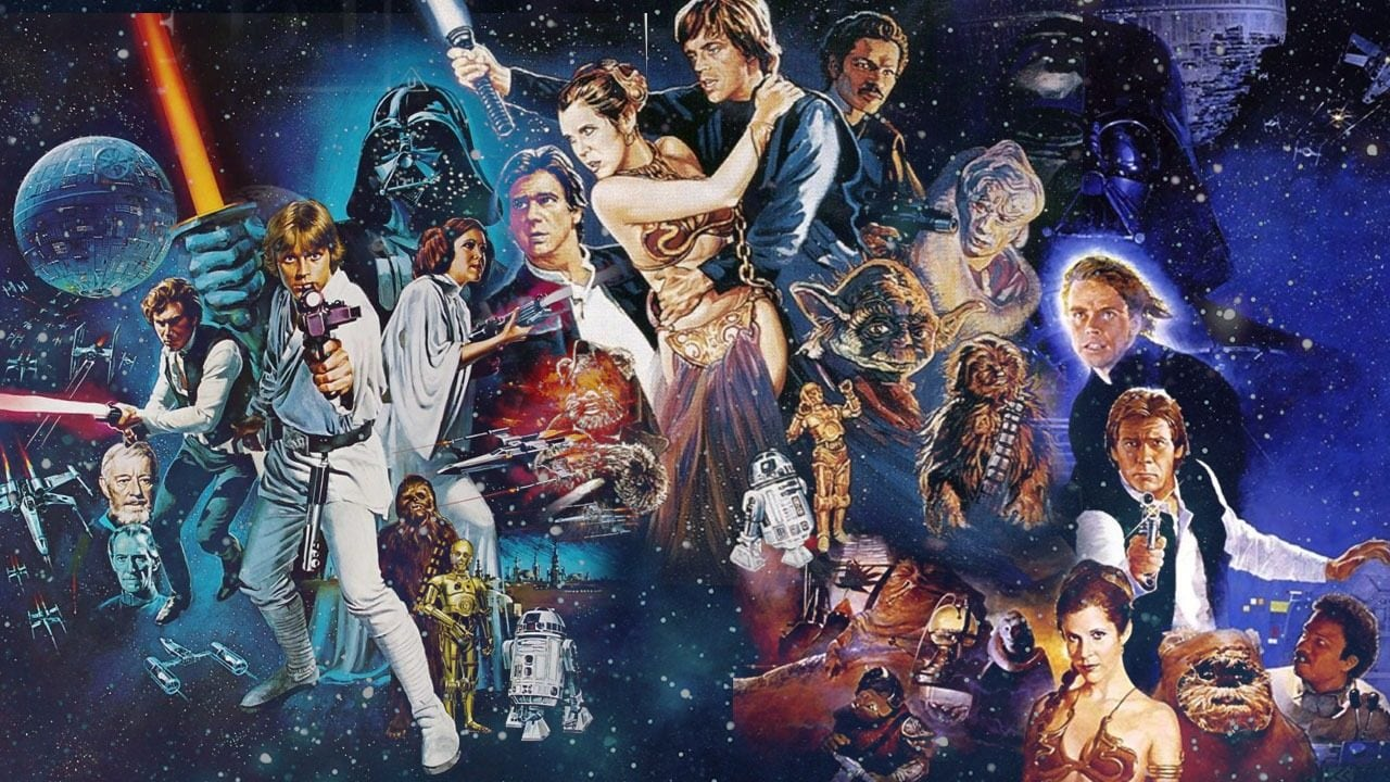 Le 2 trilogie originali di Star Wars per la prima volta in 4K HDR in esclusiva su Disney+