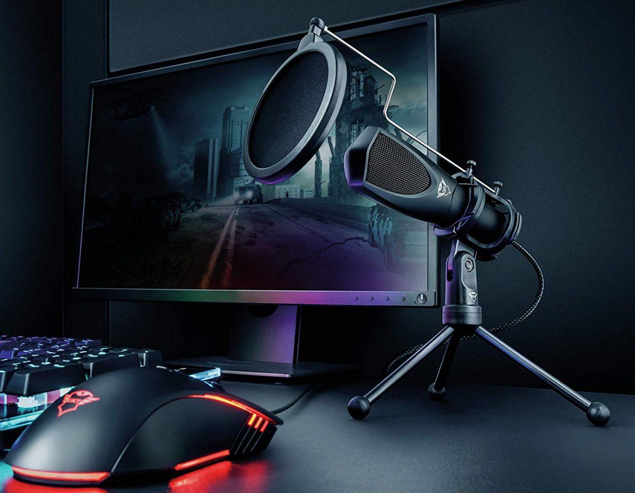 Mouse, microfono e soundbar Trust in sconto lampo: tutti a meno di 24€!