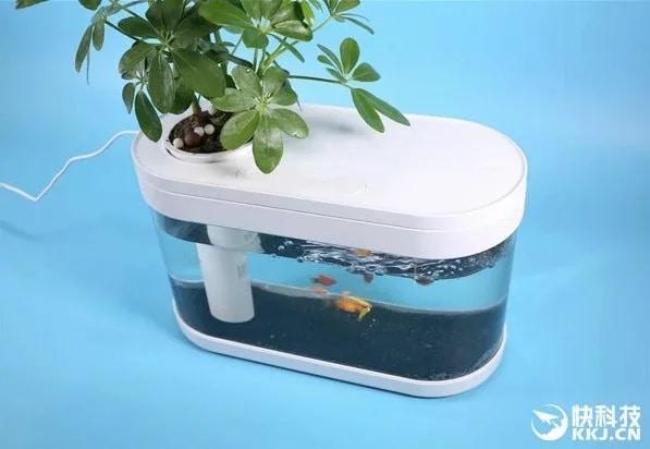 Xiaomi si prende cura anche del vostro pesciolino grazie al mini acquario portatile
