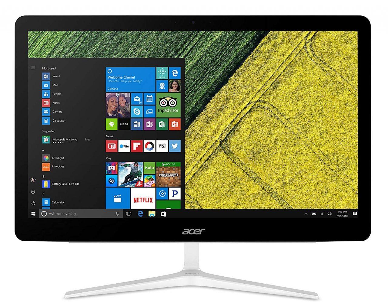Fatevi un PC tutto in uno con Acer Aspire Z24-880 a questo goloso prezzo