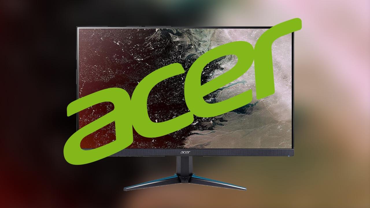 """100€ in meno su Acer Nitro 27"""", un valido monitor gaming"""