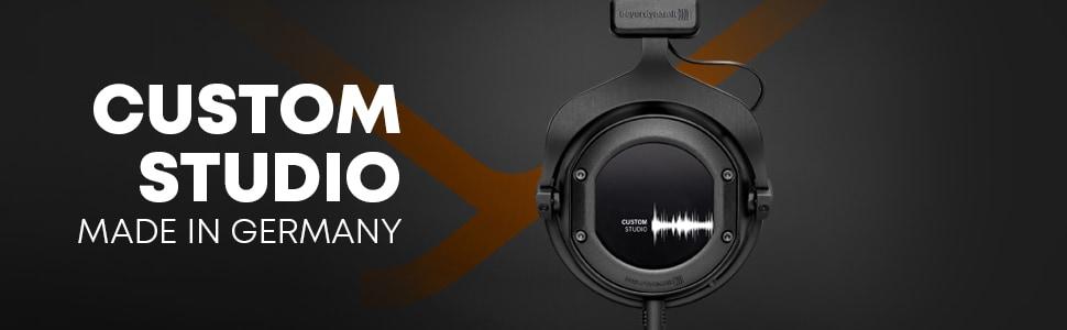 Offerta speciale per audiofili: Beyerdynamic Custom Studio al miglior prezzo di sempre