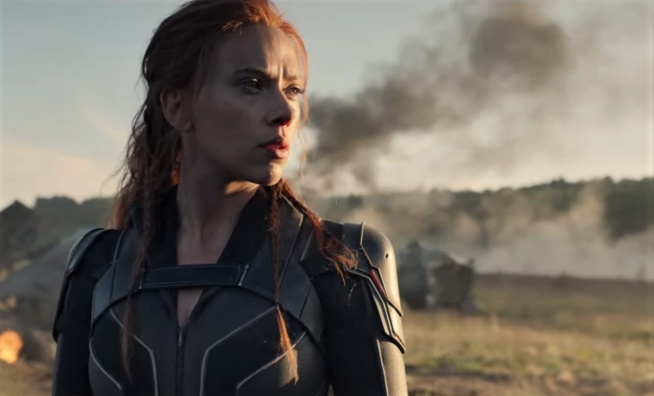 La protagonista di Black Widow: ecco dove guardare il film Marvel