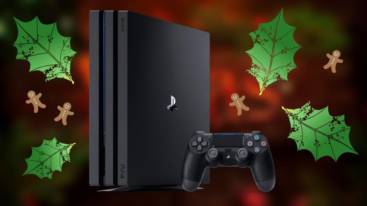 Natale con PlayStation 4 Pro: ottimi prezzi sui modelli più silenziosi