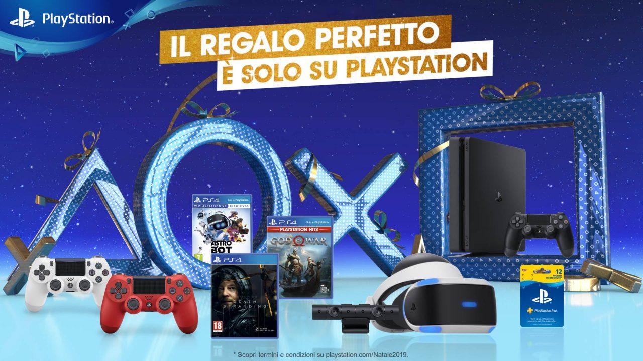 Le offerte PlayStation di Natale: PS4 Pro a 299€, 100€ di sconto su PS VR, tanti giochi fisici in sconto