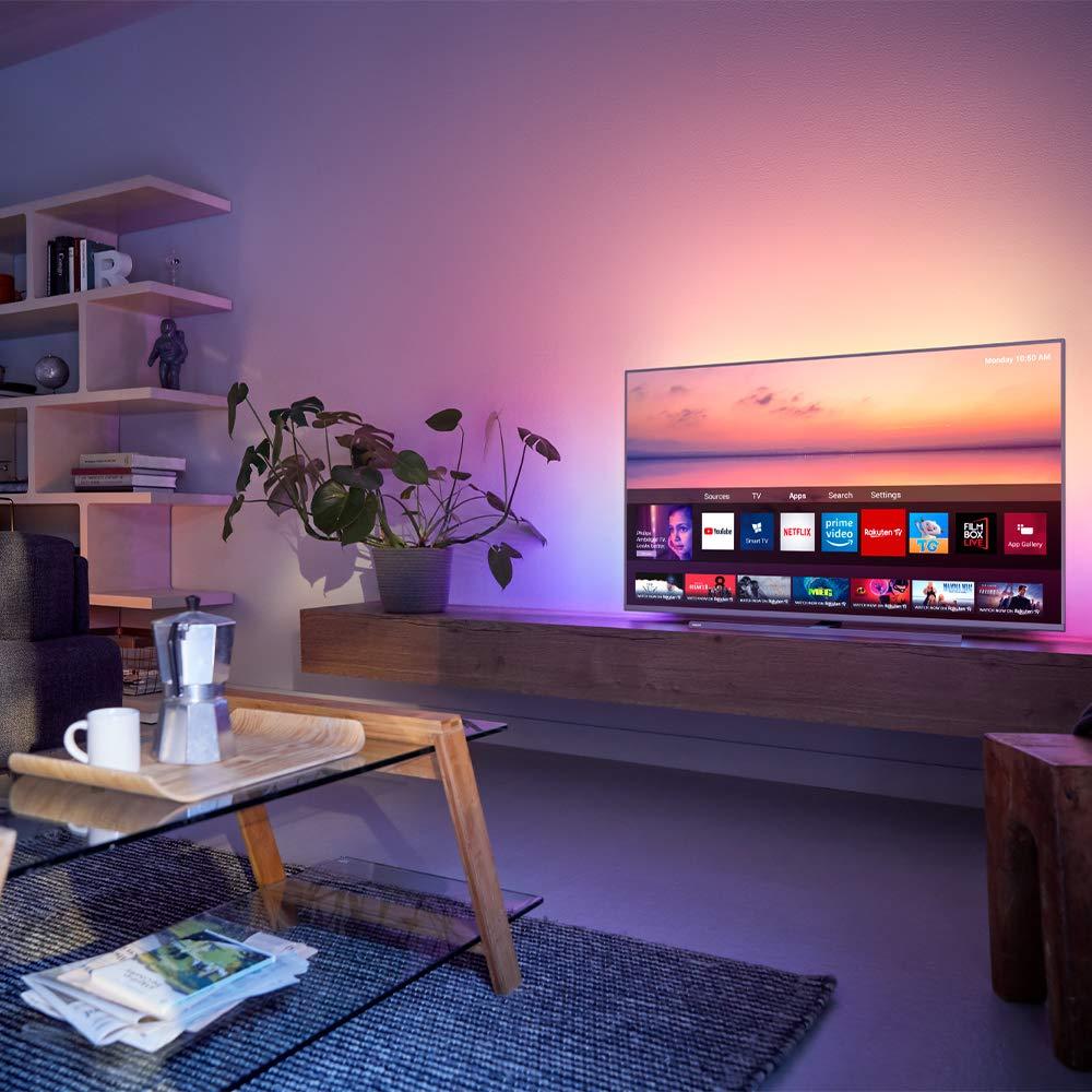 """Offerta per il TV 4K HDR Philips da 55"""": oggi a 569€ su Amazon"""