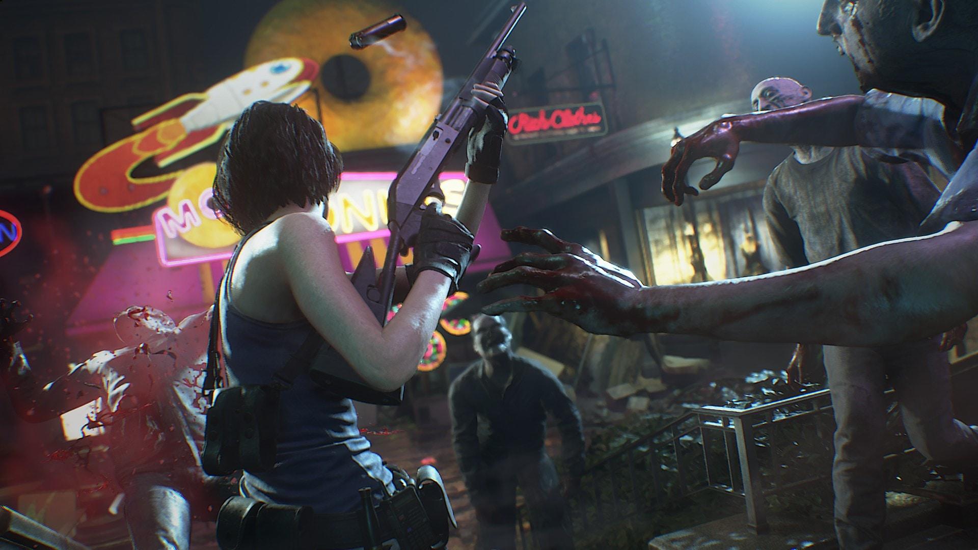 Resident Evil 3 Remake uscita screenshot (1)