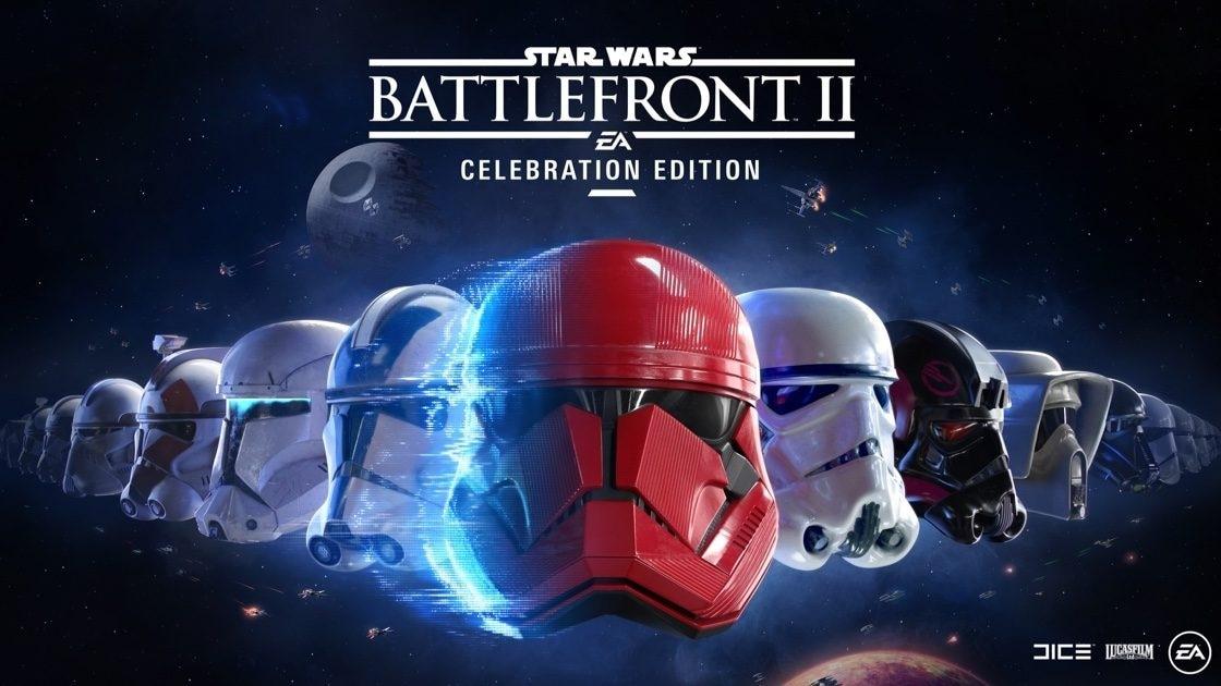 Star Wars Battlefront II: arriva oggi la Celebration Edition che include tutti i contenuti degli ultimi 2 anni