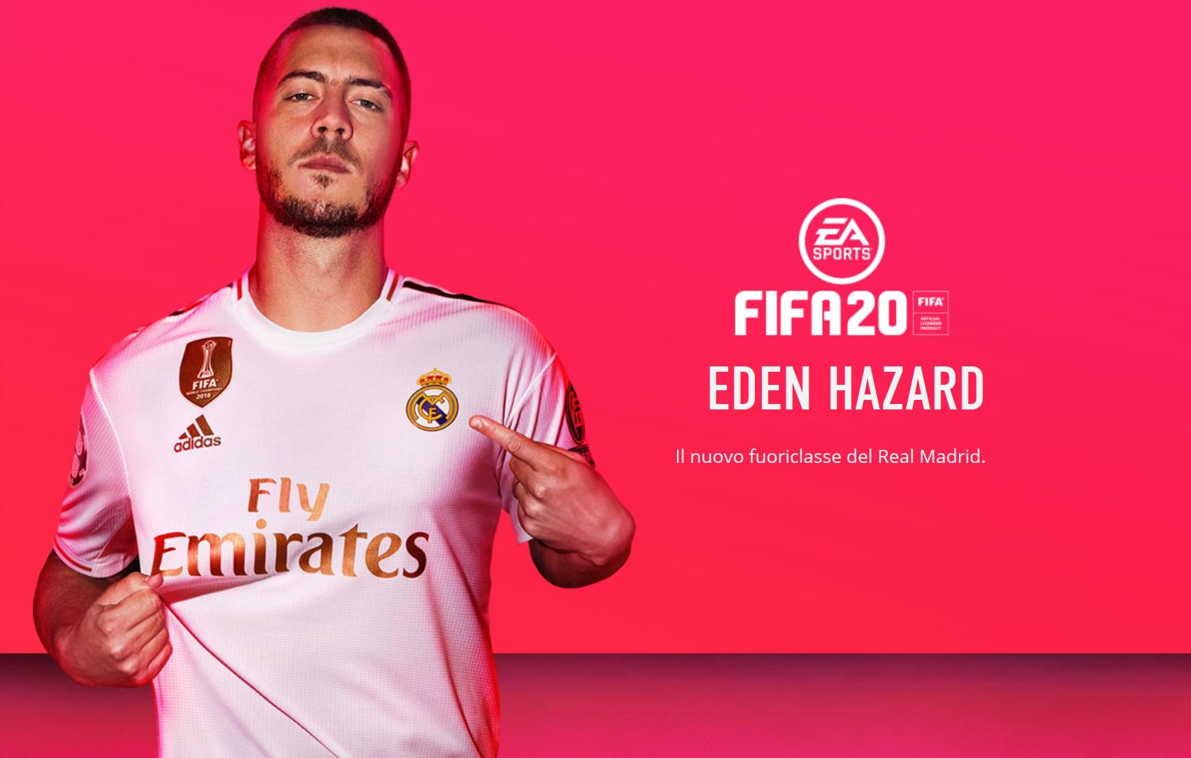 FIFA 20 al miglior prezzo di sempre su Amazon: 23€ per la