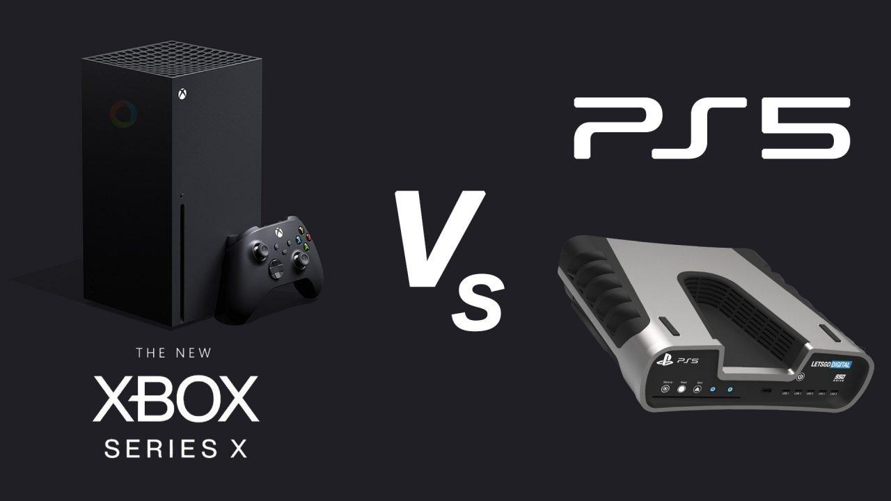 PS5 vs. Xbox Series X: quello che sappiamo sulle due console next-gen a confronto
