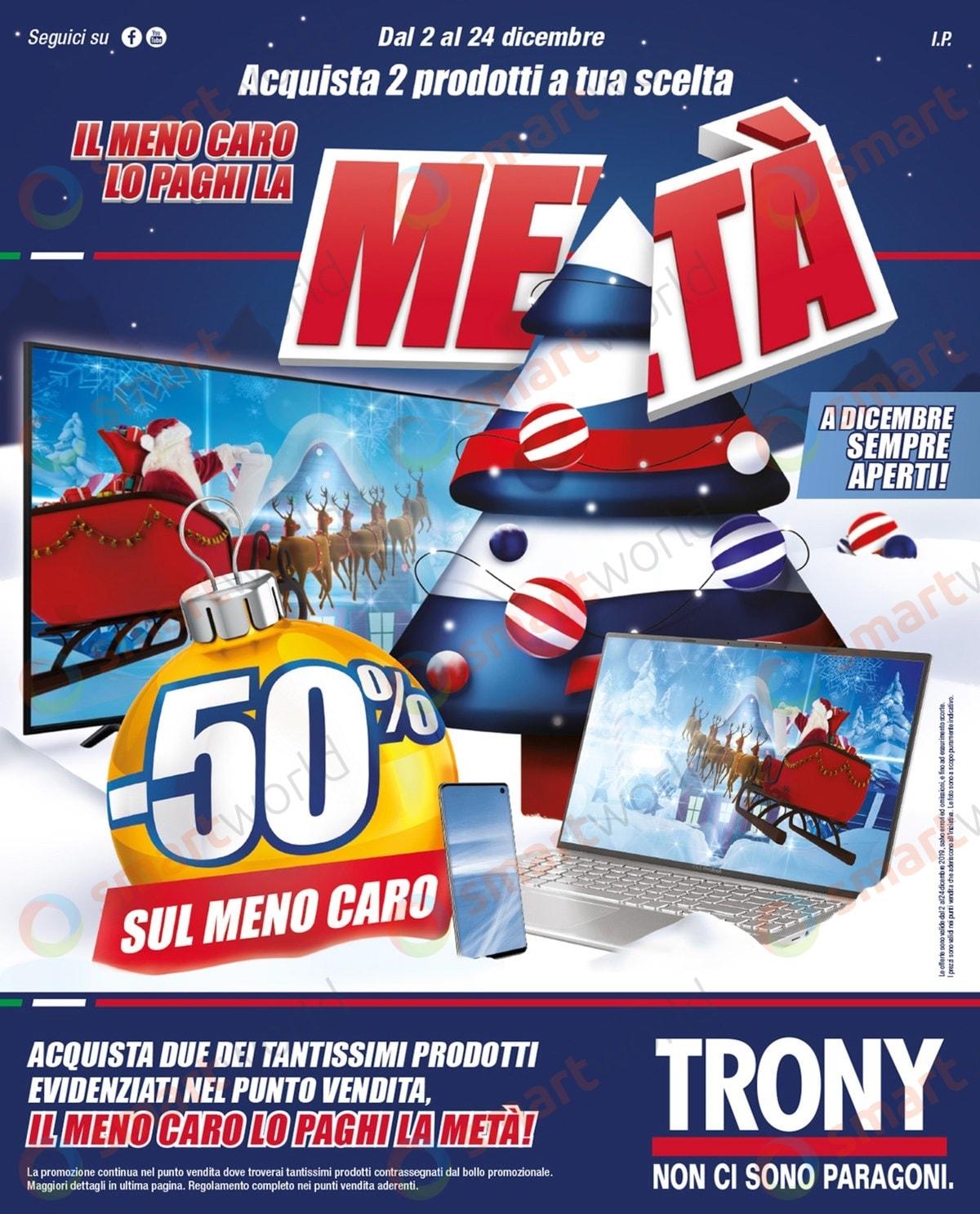 volantino trony 02-24 dicembre 2019 -1