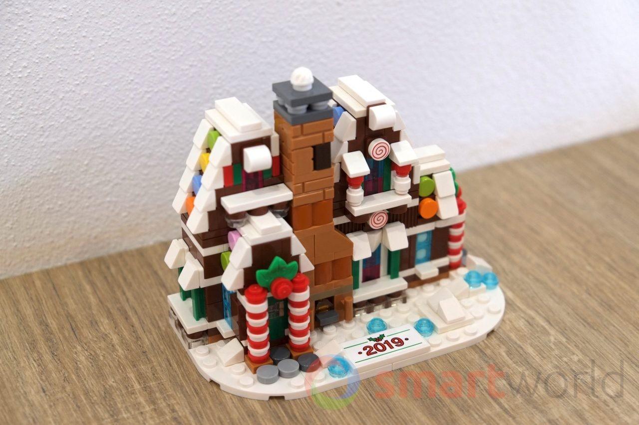 LEGO Mini Casa Pan Di Zenzero 40337, la foto-recensione
