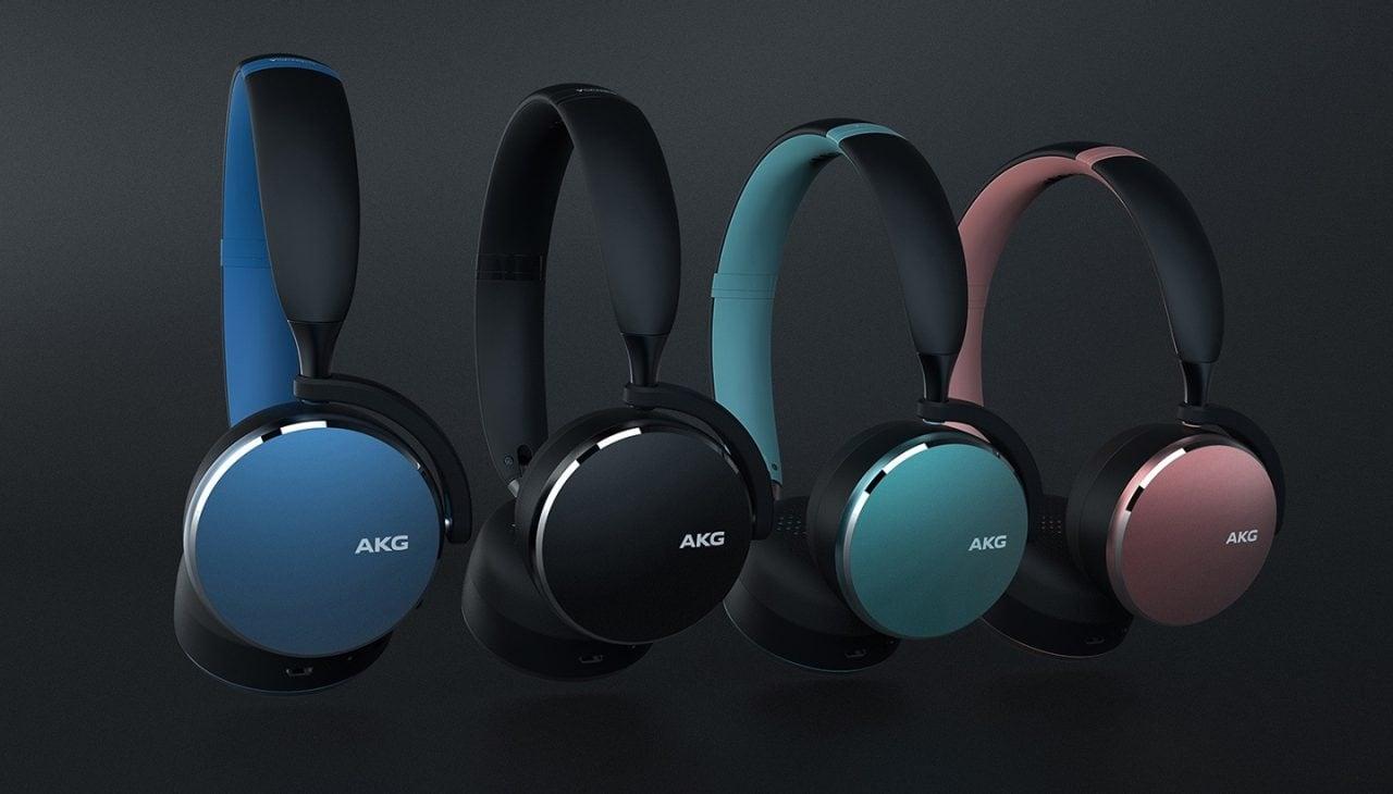 AKG Y500 Cuffie Wireless, On Ear, Nero | eBay
