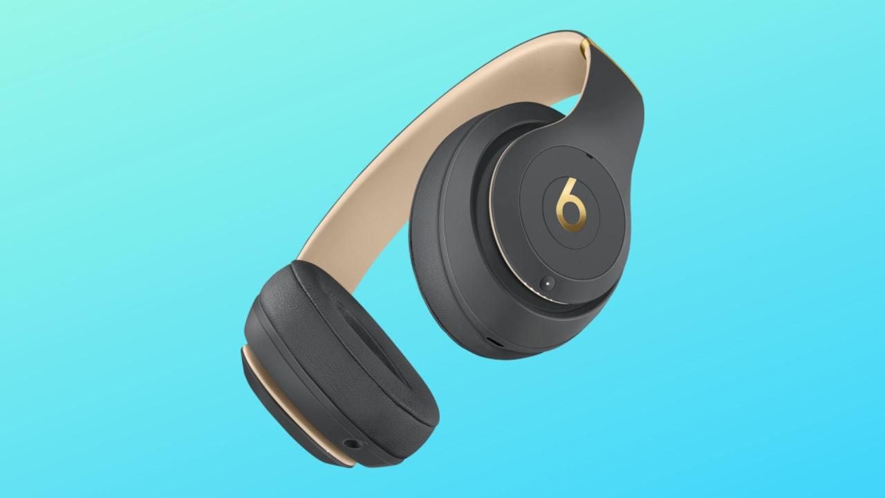Offerta bomba per le cuffie Beats: 40% di sconto sulle ottime Studio3