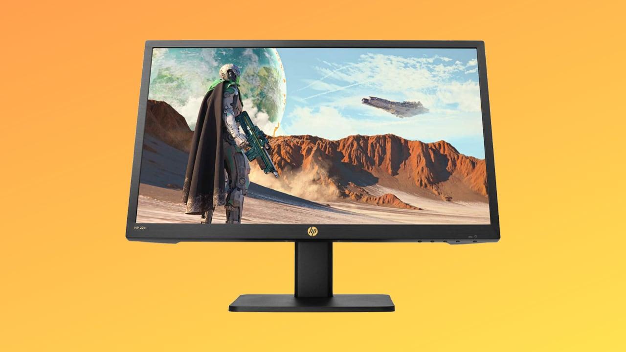 HP 22x in sconto a 99€: minimo storico per un monitor dritto al punto