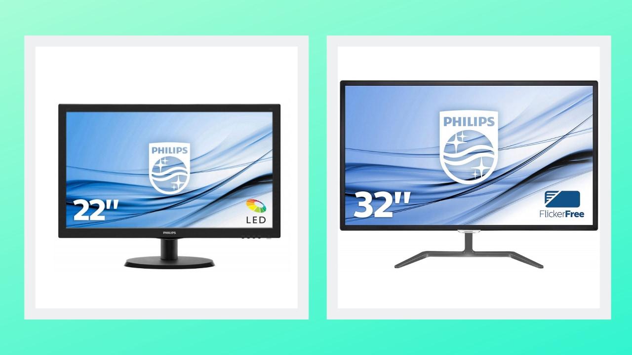 """Monitor Philips in promozione su Amazon: ottimi prezzi per 21,5"""" e 32"""""""