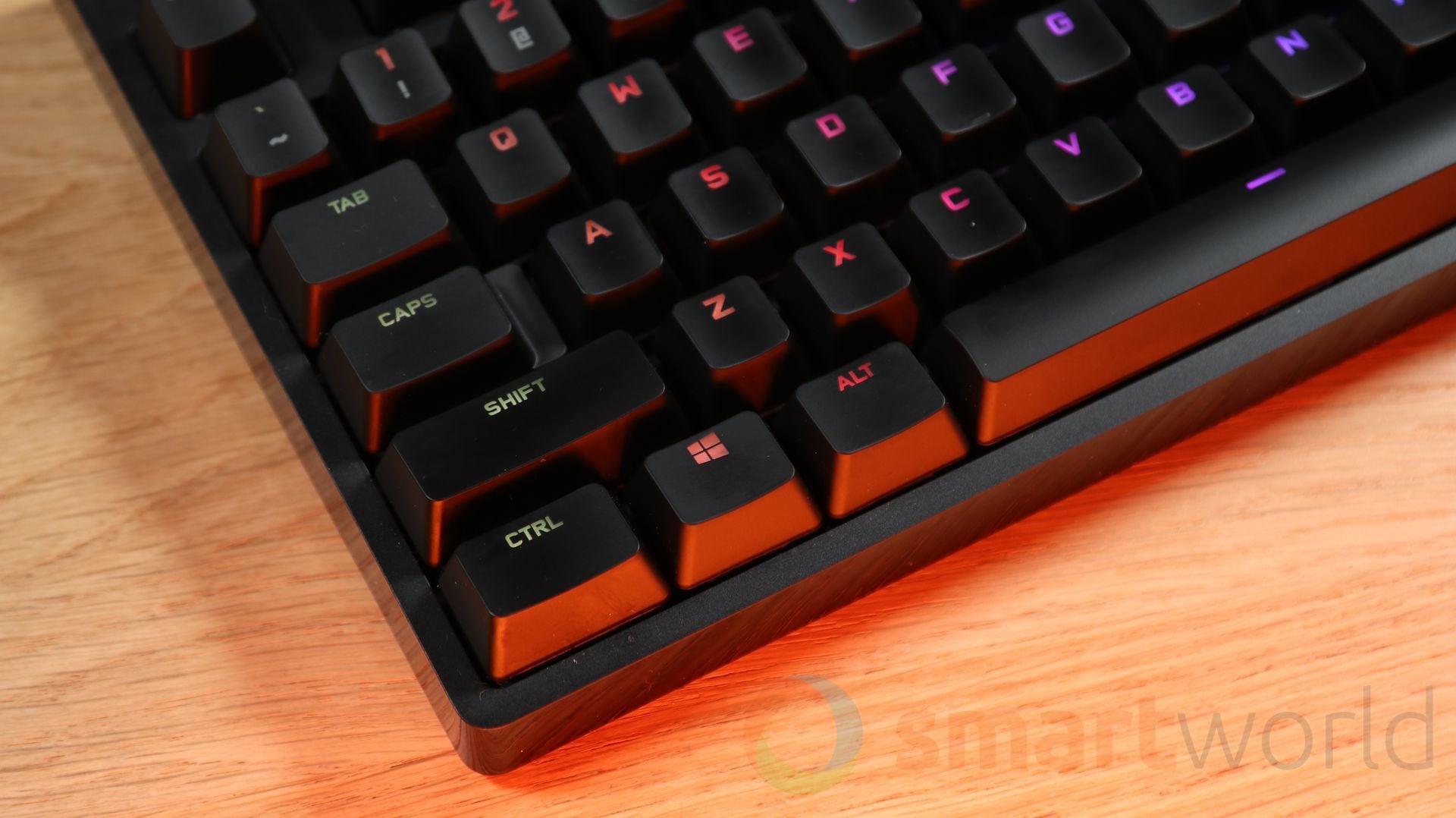 Recensione Logitech G PRO X Keyboard 14