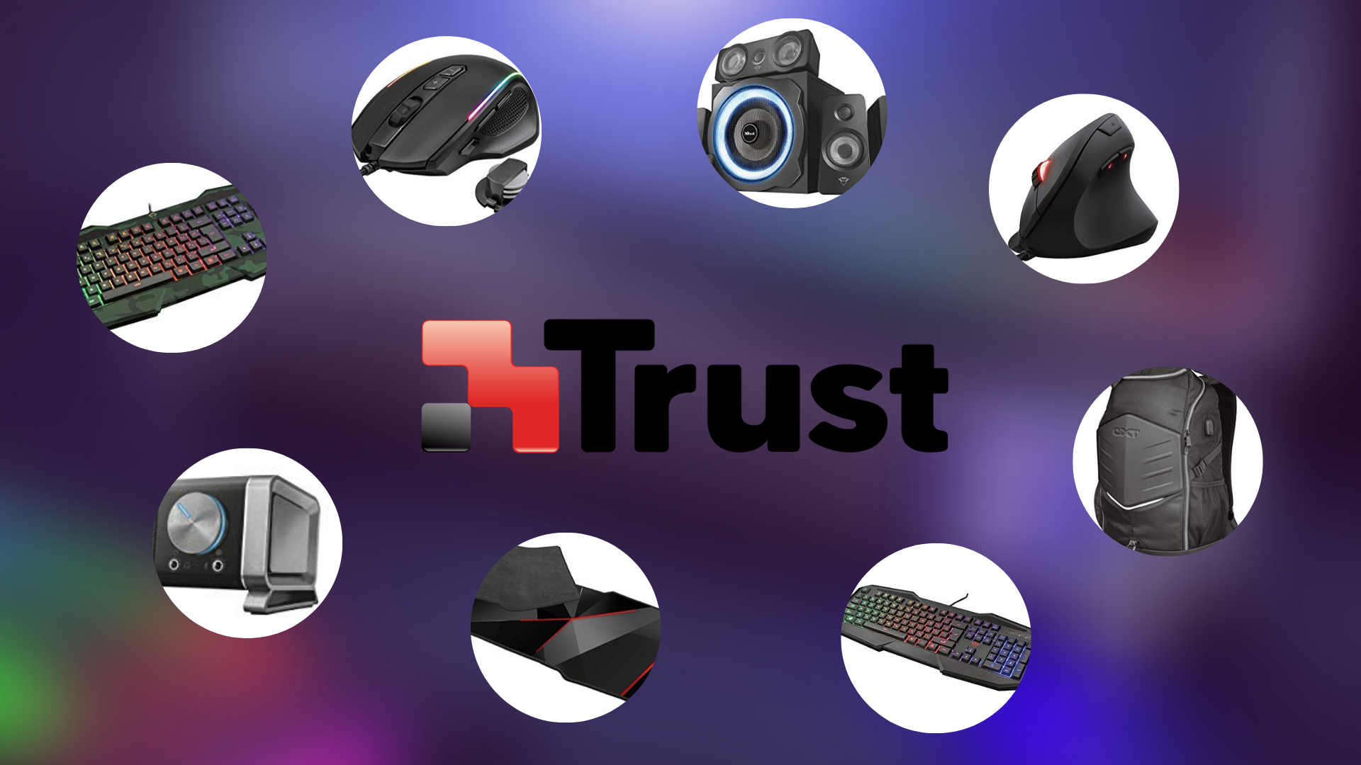 Mouse, tastiere e non solo: 8 prodotti Trust da gaming in offerta per poche ore - image  on https://www.zxbyte.com