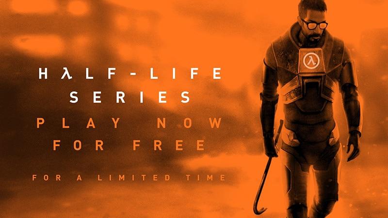La serie Half-Life è ora free-to-play fino all'uscita di Half-Life: Alyx!