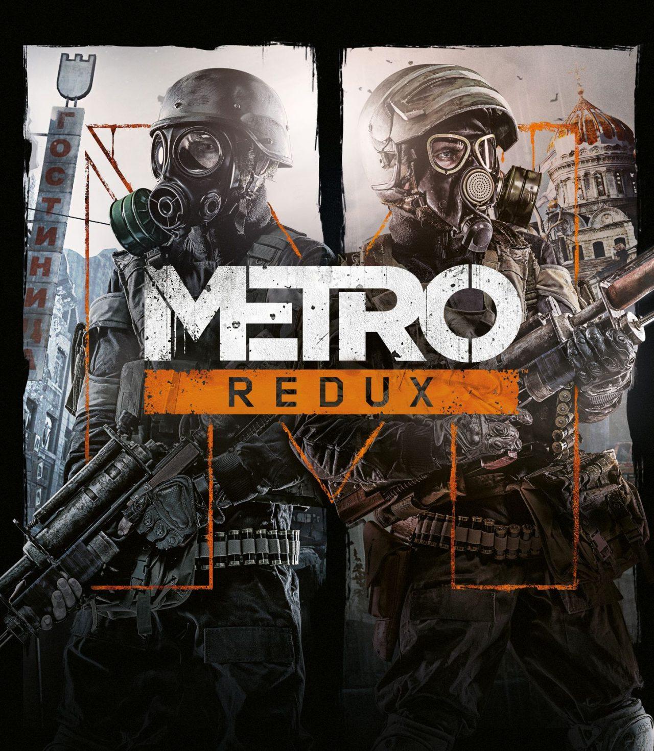Metro Redux, la collezione completa, arriva su Switch a febbraio (foto)