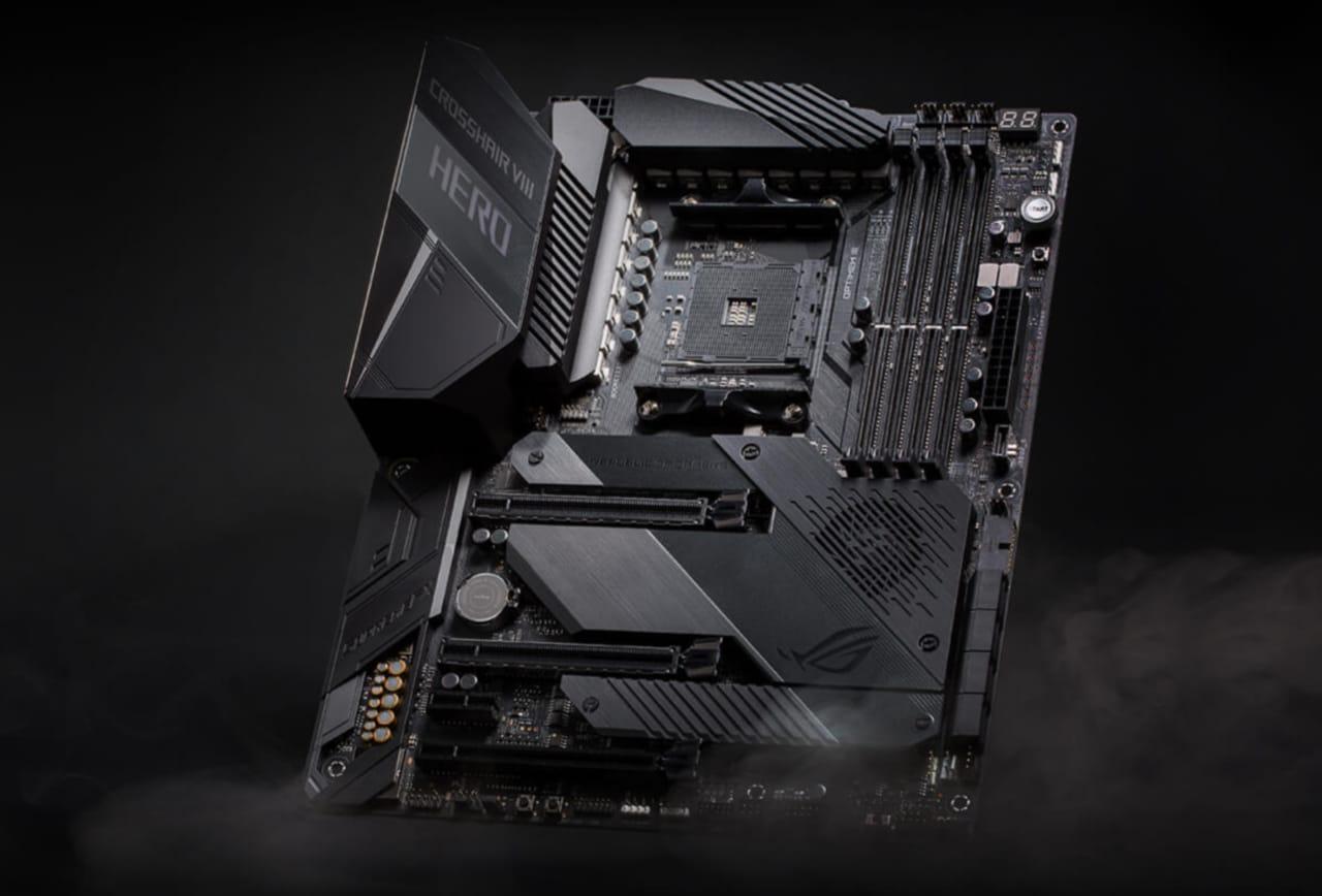 ASUS ROG Crosshair VIII Hero al miglior prezzo su Amazon: una delle migliori motherboard X570