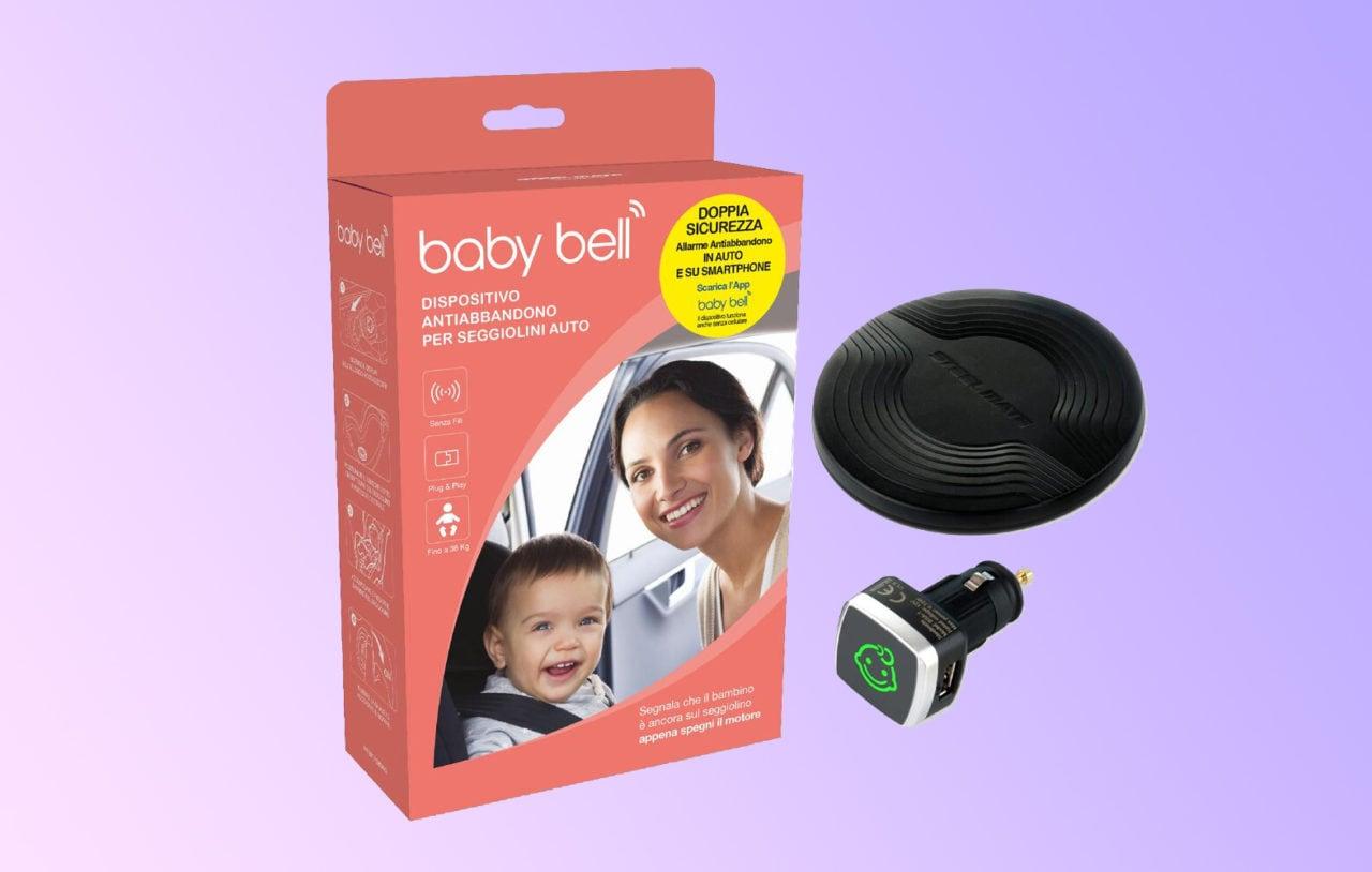 L'offerta tech Esselunga pensa alla sicurezza dei bambini: sconto per Baby Bell