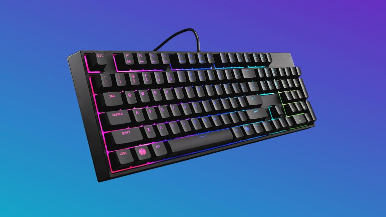 La tastiera meccanica che cercate: Cooler Master MasterKeys Lite ad un prezzo fantastico