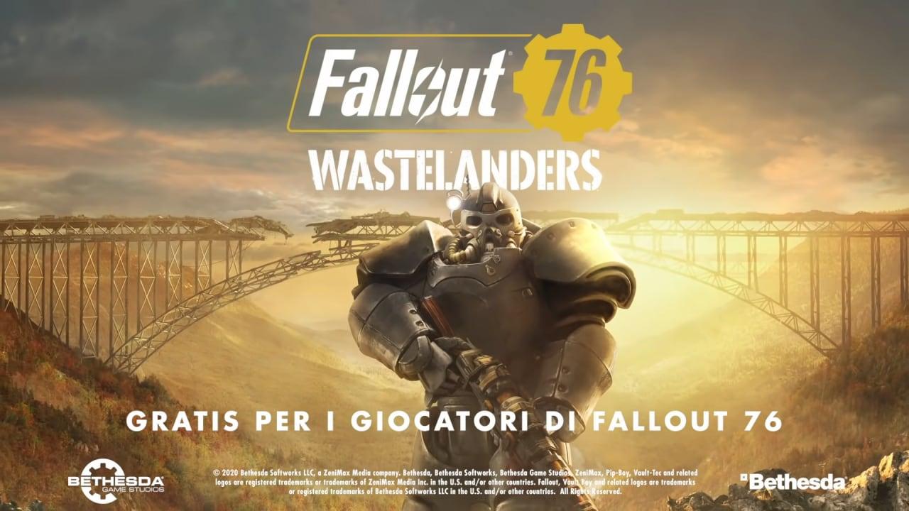 Da aprile Fallout 76 rinasce a nuova vita (video)