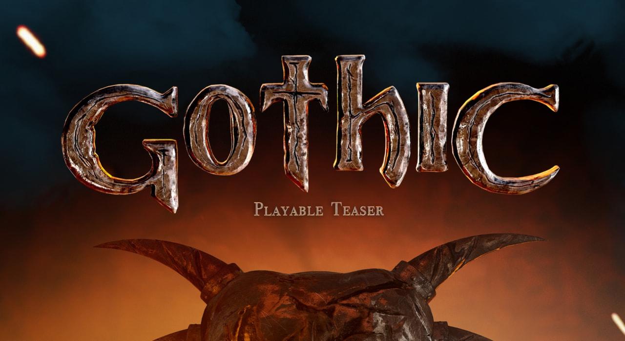 Gothic: il remake si farà, ecco tutti i dettagli (video e foto)