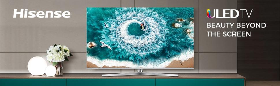 """Sconto lampo per Smart TV 4K HDR Hisense da 65"""": solo oggi a 729€"""