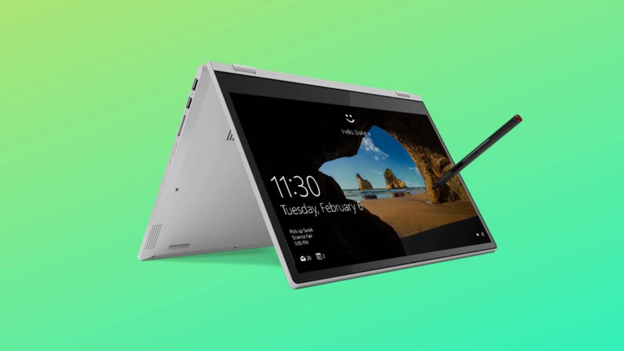 Notebook Convertibile al miglior prezzo su Amazon: ecco Lenovo IdeaPad C340
