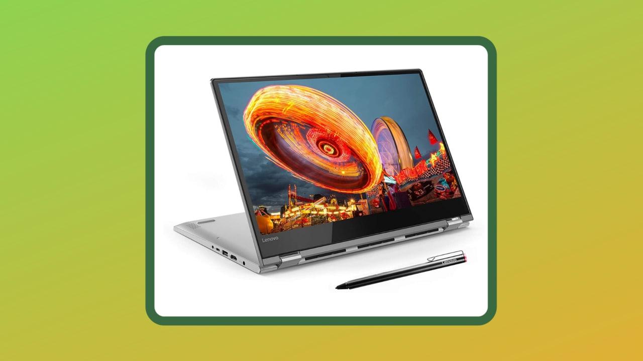 Lenovo YOGA 530 in sconto su Amazon: il notebook convertibile per antonomasia