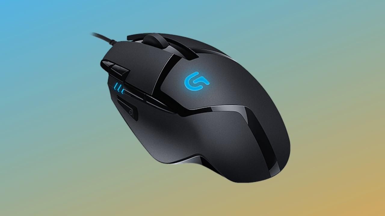 Offerta lampo per Logitech G402, tra i migliori mouse gaming economici (aggiornato)