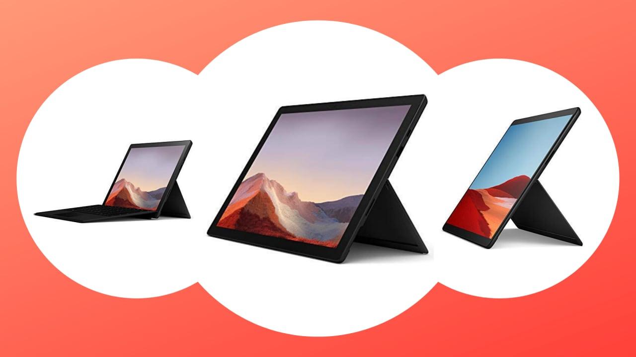 PC o Tablet? Tutt'e due! Ecco le offerte della linea Microsoft Surface Pro