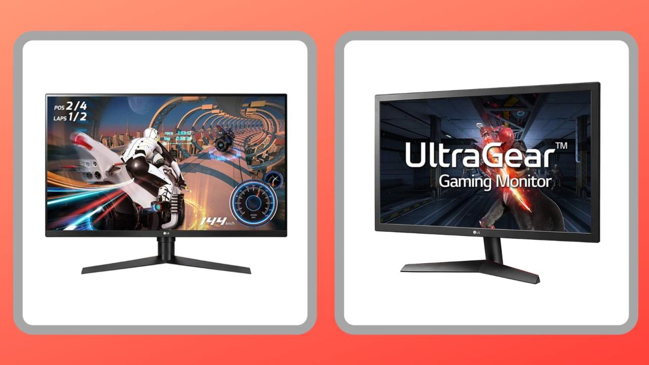 Monitor gaming LG a prezzi eccezionali: preferite 24 o 32 pollici?