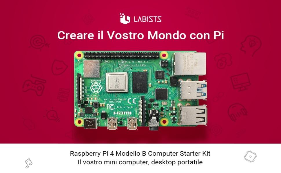 """Raspberry Pi 4: minimo storico per il """"mini PC fai da te"""", ma dovete fare presto"""