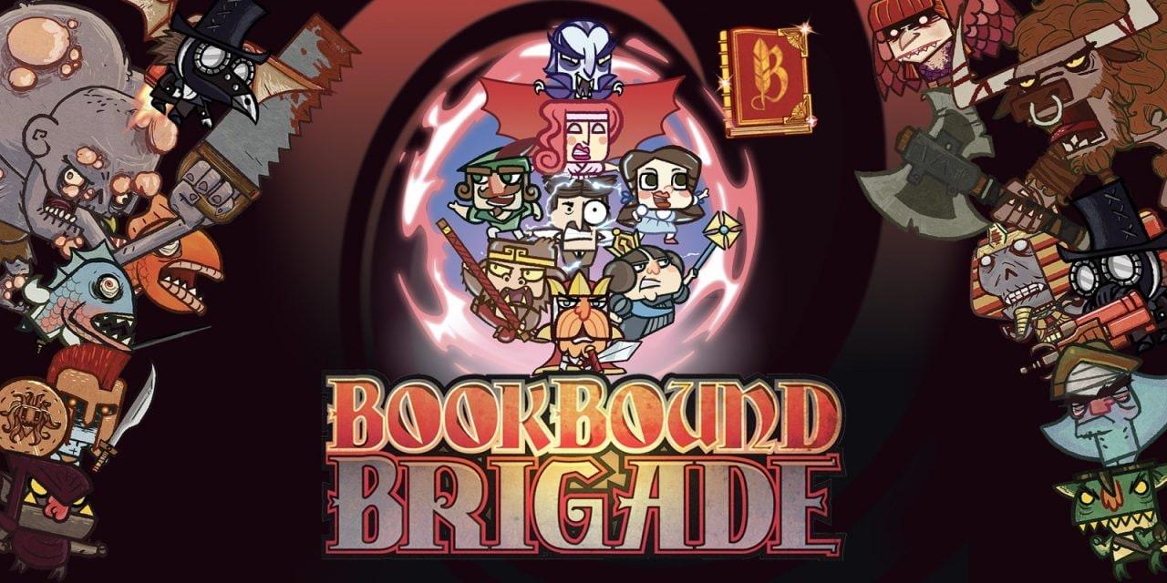 Recensione Bookbound Brigade: italiano e pieno d'amore