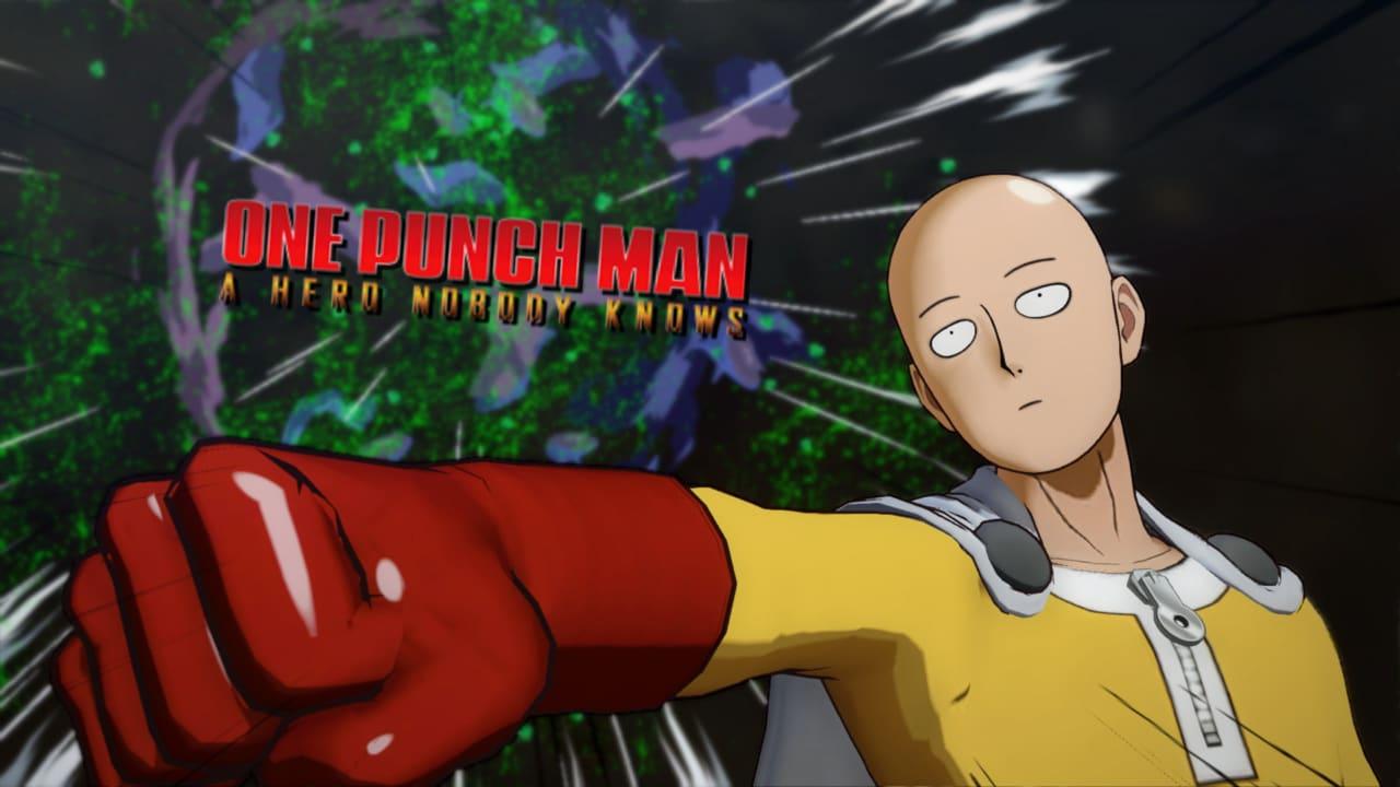 Recensione One Punch Man a Hero Nobody Knows: un pugno (non) basta