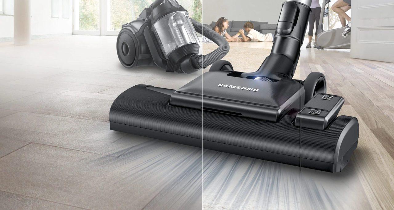 Aspirapolvere Samsung VC5100: dite addio allo sporco grazie all'offerta lampo di oggi