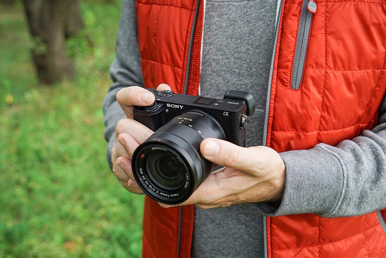 Offerta bomba per Sony Alpha 6300, una mirrorless da non perdere a 647€