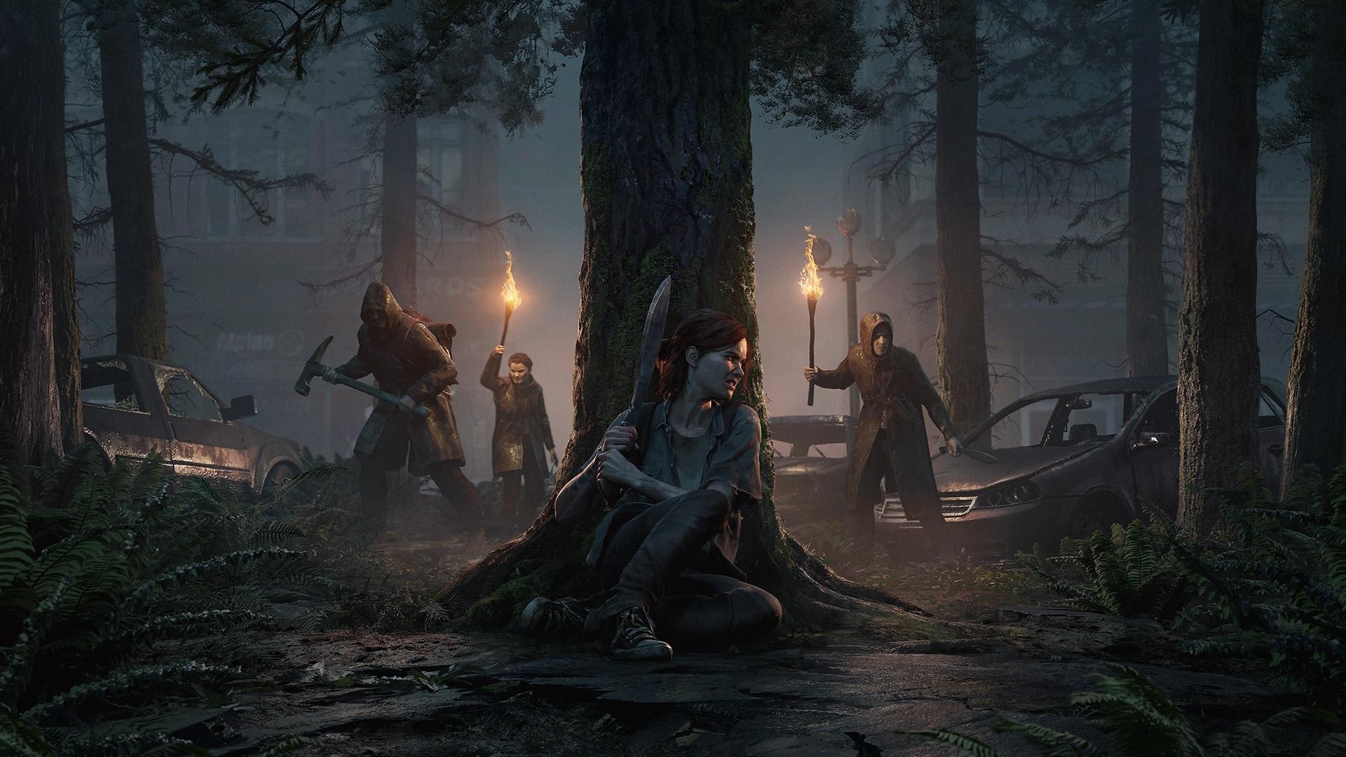 The Last of Us 2 Wallpaper (2)