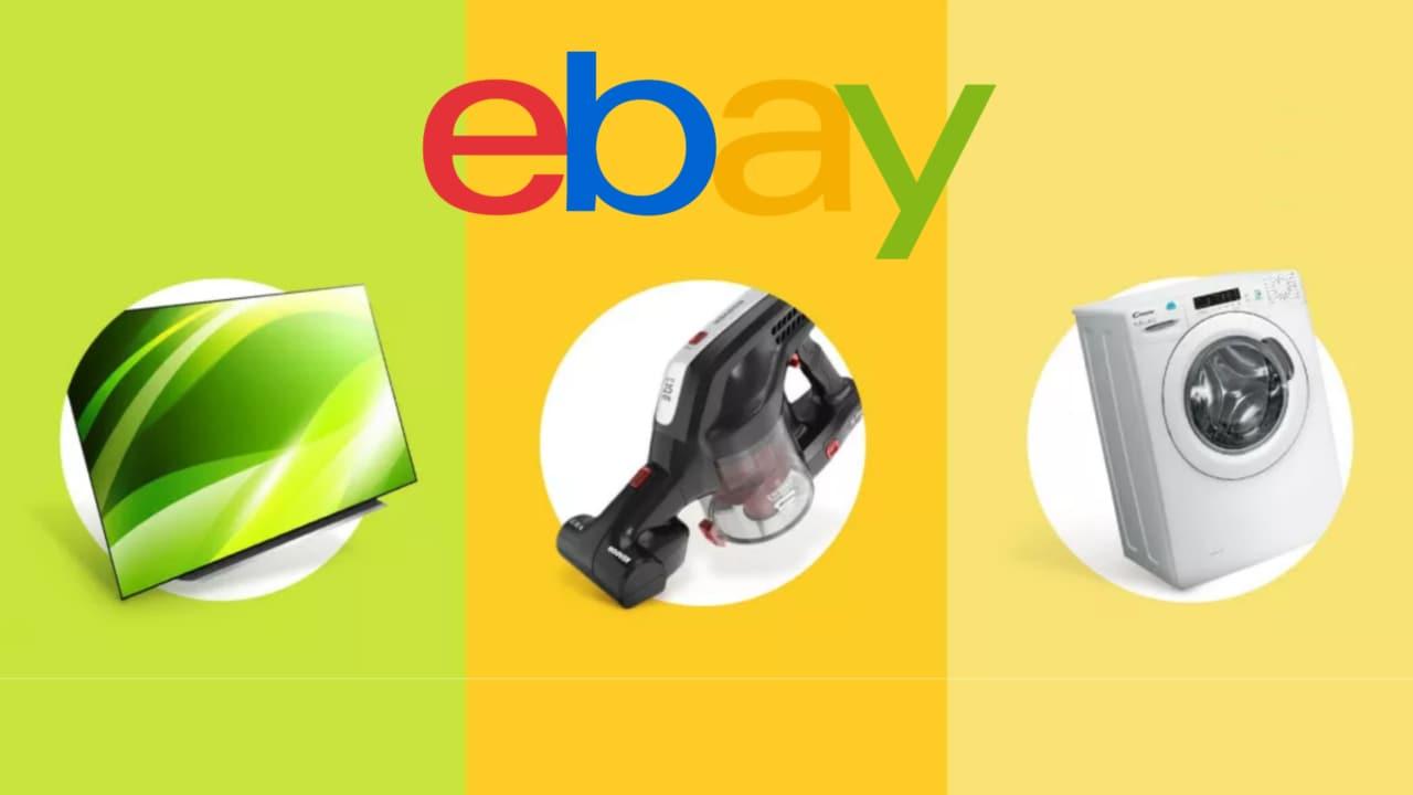 Offerte eBay da non perdere: sconti fino al 60% con la promo Yeppon