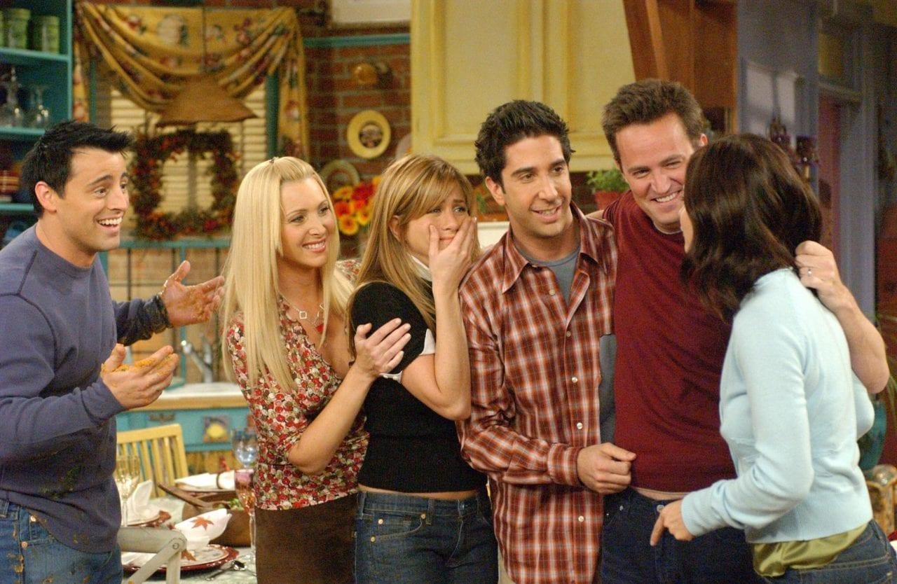 L'episodio speciale di Friends che riunisce tutto il cast: si farà davvero?