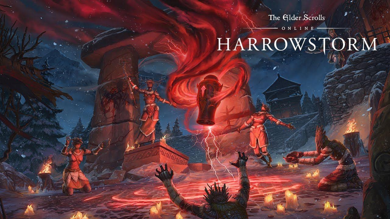 Arriva Harrowstorm, il primo DLC della nuova stagione di The Elder Scrolls Online (video)