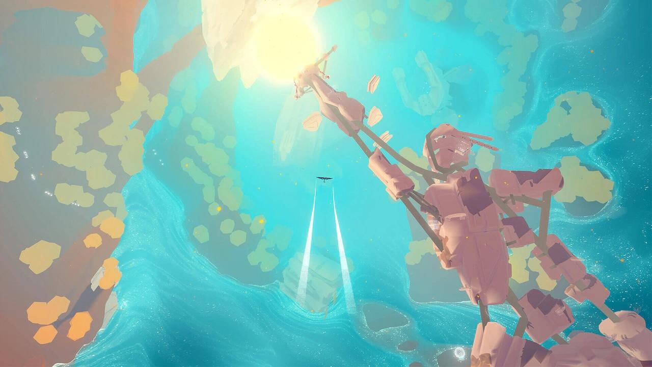 InnerSpace gratis su Epic Games Store fino al 5 marzo: scoprite le meraviglie dell'Inverso (video)