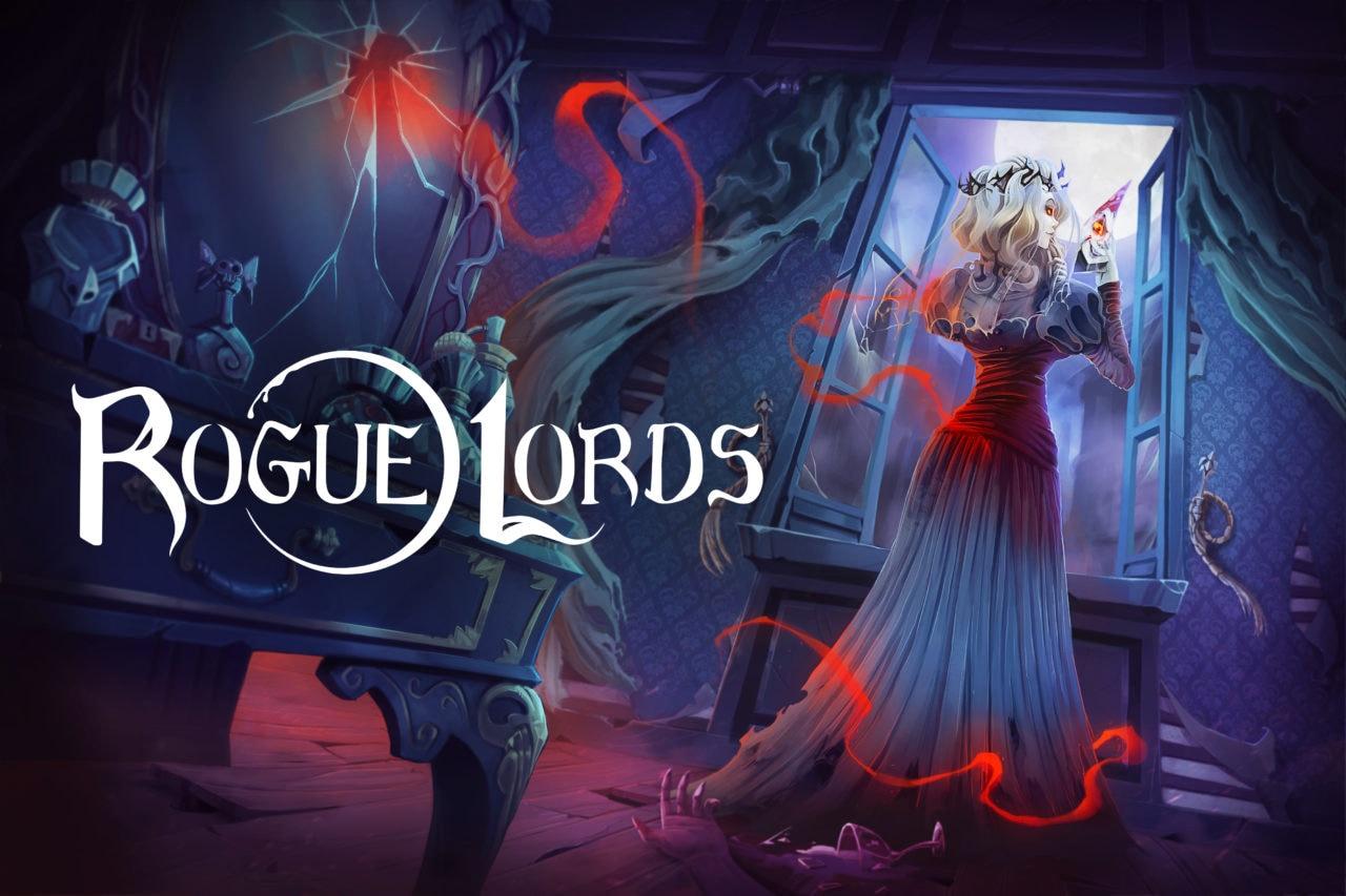 Rogue Lords è un rogue-like dove assumeremo il ruolo del cattivo